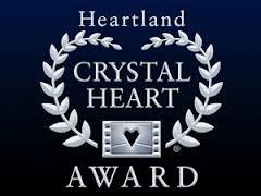 Heartland Crystal Heart Award  Logo