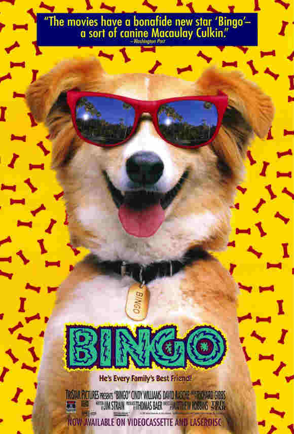 Bingo Movie Poster