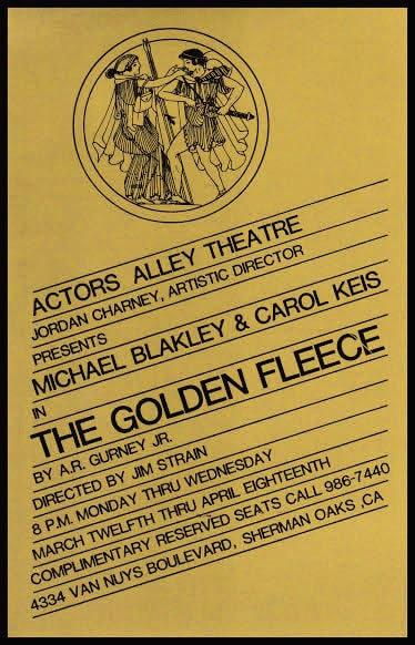 Golden Fleece Theatre Poster