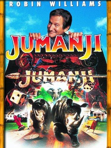 Jumanji Poster Cover